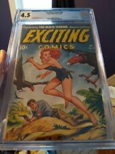 Exciting Comics 64 - CGC 4.5