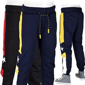 Sweathose Jogginghose Jungen warme Freizeithose sporthose 122-164