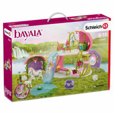 Schleich Glittering Flower House with Unicorns & Stable (Fantasy Bayala)