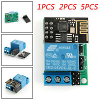 ESP8266 IoT Switch Module Wifi Relay For Phone APP Develop DIY Smart Home T2