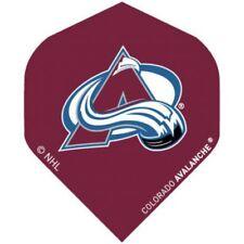 NHL Dart Flights - Standard Shape - Colorado Avalanche