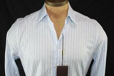 AUTH Gucci Men Slim Fit Long Sleeve Shirt 15.5 39