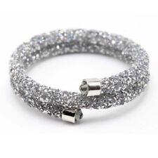 Pulseras de bisutería brazaletes color principal plata de aleación