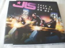 JLS - TAKE A CHANCE ON ME - 2011 UK CD SINGLE