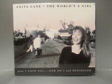 The World's A Girl by Anita Lane (CD Maxi Single,1995, Mute) Brand New
