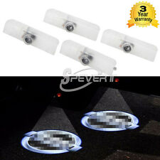 4X Car Door LED Welcome Laser Projector Logo Ghost Shadow Light FOR NISSAN Titan