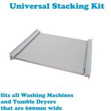 KIT di impilamento Stack vibrazione Tappetino /& Piedi Per Asciugatrice Hoover lavatrice