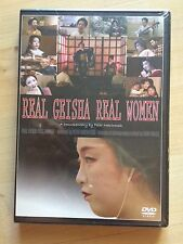 Real geisha real women a documentary by Peter Macintosh DVD brand-new sealed