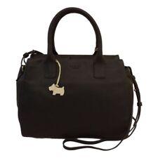 Radley Portland Place Black Leather Multiway Shoulder Grab Work Bag