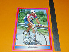 #251-252 MIGUEL INDURAIN MERLIN GIRO D'ITALIA CICLISMO 1995 CYCLISME PANINI TOUR