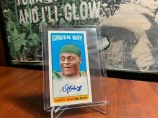 2014 Davante Adams Topps Certified Autograph Issue /150 Green Bay Packers #107!