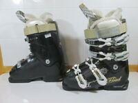 Womens Head Dream Ski Boots 23.5 Mondo - Lot 1607