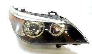 05-07 BMW 525i 530i 545i 550i M5 E60 RIGHT ADAPTIVE DYNAMIC HID XENON HEADLIGHT