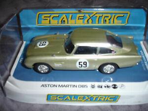Scalextric Aston Martin DB5