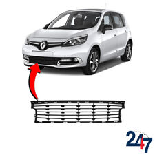 FRONT BUMPER LOWER CENTER GRILL 622543518R COMPATIBLE WITH RENAULT SCENIC 09-13
