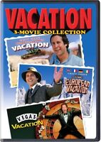 National Lampoon's Vacation 3-Movie Collection [New DVD]
