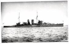 HMS 'Exeter' (68), York-class heavy cruiser. Wright & Logan 1933 jb395