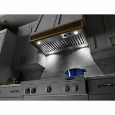"JennAir - 36"" Externally Vented Range Hood - Stainless steel - JXL6536CSS"