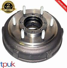 FORD TRANSIT BRAKE DRUM 2.4 RWD MK6 DANA RATIO 3.77 4.77 5.88 TWIN DOUBLE WHEEL