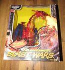 Transformers Beast Wars Transmetals 2 Megatron NEW box has wear