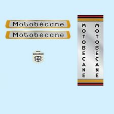 Motobecane Bicycle Frame Stickers - Decals - Transfers n.2