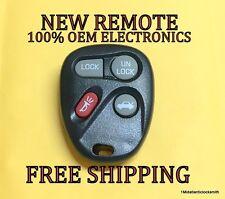 NEW GM 97 98 99 00 REGAL CENTURY GRAND PRIX INTRIGUE KEYLESS REMOTE FOB 10246215