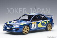 AUTOart Subaru Impreza WRC 1997 # 3 (Colin McRae / Nicky Grist)  1/18
