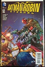Batman & Robin Eternal #19 VF NM- 1er Imprimé DC Comics