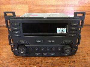 Refurb UNLOCKED OEM 2004-2006 CHEVY MALIBU LS 6 DISC CD CHANGER RADIO Plug&Play