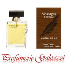 MESSAGES D'HOMME MARIELLA BURANI EDT NATURAL SPRAY - 50 ml