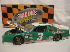 1989 Lowes Foods Pontiac Dale Earnhardt Sr diecast collectable car