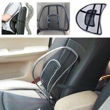 Cool Cushion Mesh Back Lumbar Support Office Home Summer Car Seat Chair Truck US