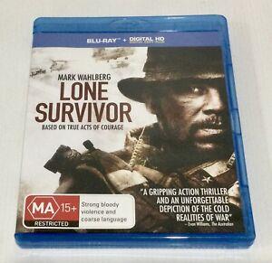 LONE SURVIVOR Blu-ray