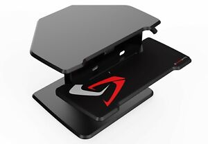 EUREKA ERGONOMIC Height Adjustable Desk 28 inch Standing Desk with Mouse Pad