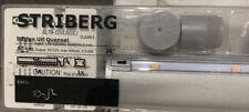 """New Ikea STRIBERG LED light strip 26"""" aluminum 002.677.30"""
