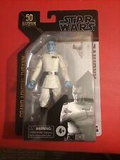 Hasbro Star Wars The Black Series Archive Grand Admiral Thrawn Figure