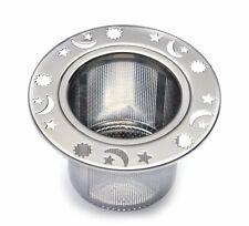 """Norpro Tea Infuser Stainless Steel Mesh Steep In Mug 3.75""""/9.5cm X 2.25""""/5.5cm"""
