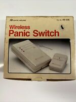 Wireless Panic Switch -Safe House -Complete in Box 49-546- Vintage
