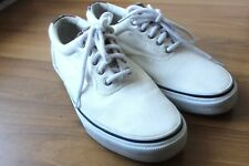 SPERRY Top-Spider White Sneaker / 8 1/2