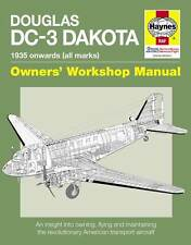 Douglas DC-3 Dakota Haynes Aircraft Manual H5070