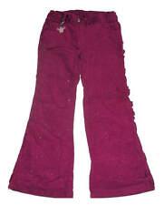 Gymboree Winter Princess Magenta Corduroy Pants 4