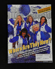 2001 DALLAS COWBOYS CHEERLEADERS SPORTS ILLUSTRATED MAGAZINE