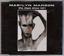 Marilyn Manson - The Dope Show - Deleted UK CD 1