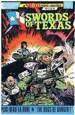 Swords of Texas (A Scout Mini-Series) No.1-4 / 1987