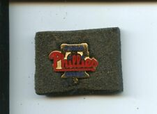 Original 1993 Philadelphia Phillies World Series Press Pin NM