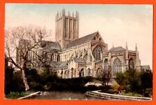 181386  Postcard  WELLS  Somerset