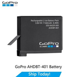 GoPro Rechargeable Battery for GoPro HERO4 Black /HERO4 Silver (AHDBT-401)
