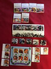 GUERNSEY Stamp Collection Over 500$ USD 316£ Face Value All Unused, Mint 70s 90s