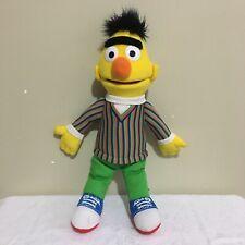 Bert Sesame Street Gund 2015 Plush Stuffed Toy 15in