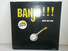 "SOLO MC COY Banjo !!! MAXI 12"""